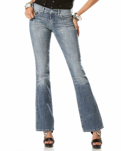 Carmen Distressed Bootcut Jean