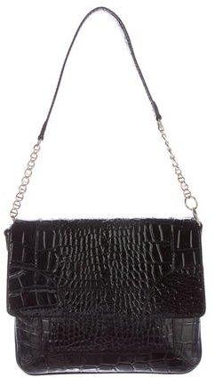 Kate SpadeKate Spade New York Embossed Leather Shoulder Bag