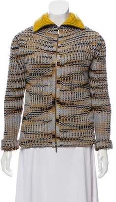 Missoni Cashmere & Wool-Blend Cardigan