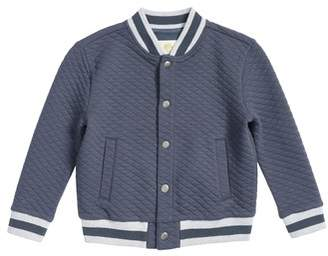 Tucker + Tate Quilted Baseball Jacket