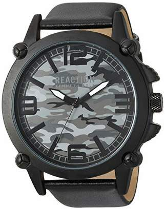 Kenneth Cole Reaction Men's 'Sport' Quartz Metal Watch