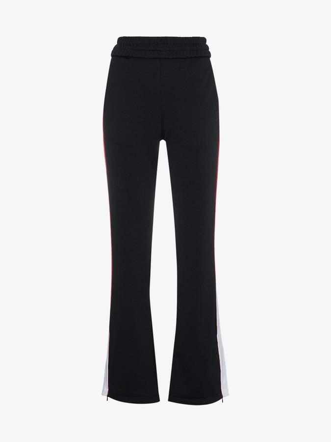 Side Stripe High Waisted Track Pants
