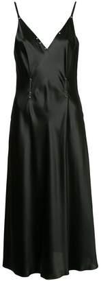 Alexander Wang rivet embellished dress