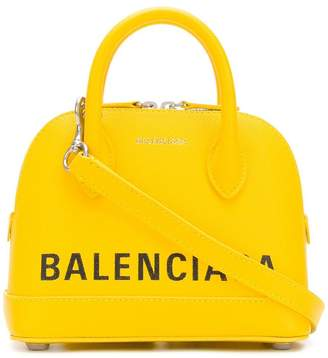 Balenciaga Ville top handle XXS bag