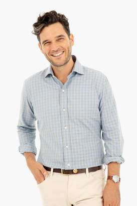 Gents Ledbury Sondra Check Button Down