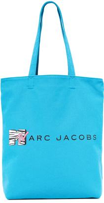Marc Jacobs MTV Canvas Tote $150 thestylecure.com