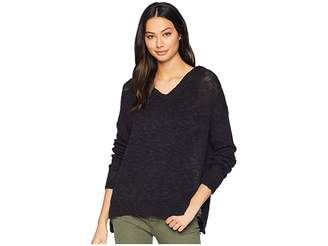 Roxy Sandy Bay Beach Hooded Poncho
