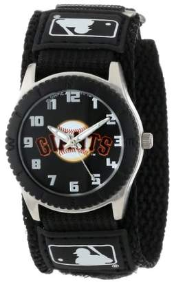 "Game Time Unisex MLB-ROB-SF ""Rookie Black"" Watch -"