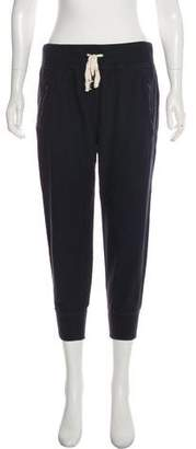 Ulla Johnson High-Rise Cropped Pants
