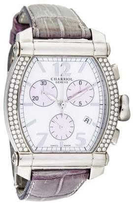 Charriol Colvmbvs Watch