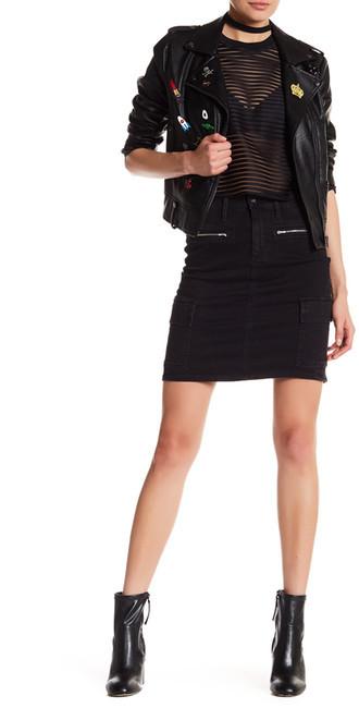 AG JeansAG Tyler Cargo Pencil Skirt