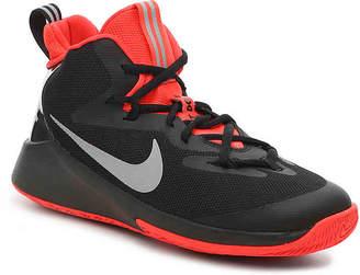 Nike Future Court Youth Basketball Shoe - Boy's