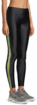 Koral Activewear Tide Side-Stripe Performance Leggings