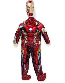 Iron Man Deerfield Premium Costume