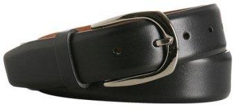 Cole Haan black leather 'Marten' belt