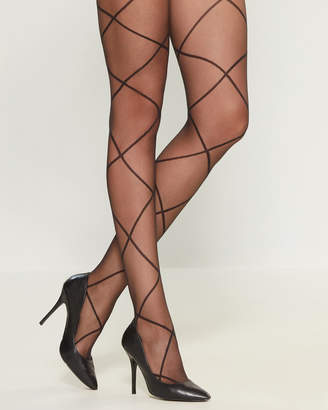 9ee1a6c94 Pretty Polly Sheer Diamond Tights