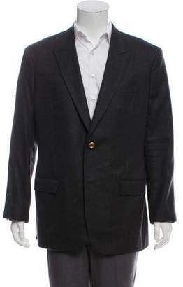 Louis Vuitton Two-Button Cashmere Blazer