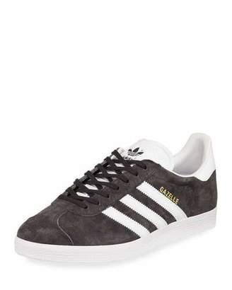 adidas Men's Gazelle Original Suede Sneakers, Gray