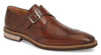 Mezlan Feresta Wingtip Monk Shoe