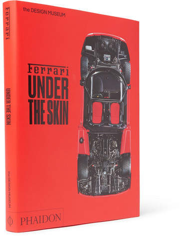 Ferrari: Under The Skin Hardcover Book