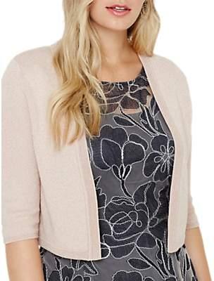 Olivia Shimmer Cover Up, Pink