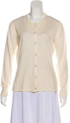 Giorgio's of Palm Beach Cashmere Button-Up Cardigan