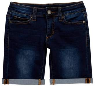 Joe's Jeans Mid Rise Denim Bermuda Shorts (Big Girls)