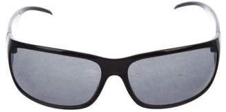 Dolce & Gabbana Tinted Logo Sunglasses