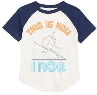 Peek How I Roll Graphic T-Shirt