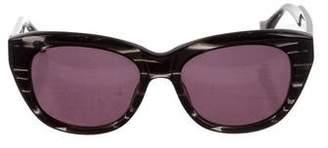 Dita Savoy Cat-Eye Sunglasses