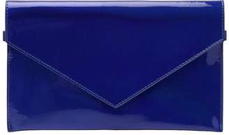 boohoo Holographic Envelope Clutch With Chain