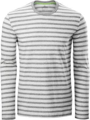 Kathmandu Bengal Stripe Mens Long Sleeve T-Shirt