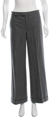 Ralph Lauren Striped Wool Pants