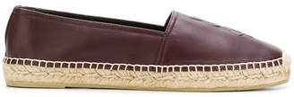 Saint Laurent flat espadrilles