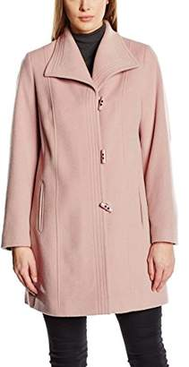 Jacques Vert Women's Short Stitch Detail Coat