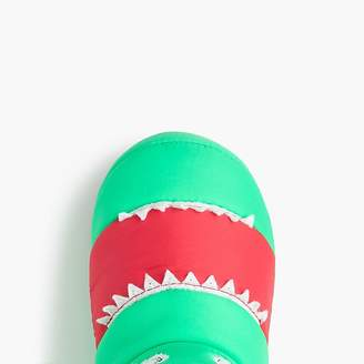 J.Crew Kids' Max the Monster bootie slippers