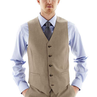 Jf J.Ferrar JF End on End Suit Vest - Slim Fit
