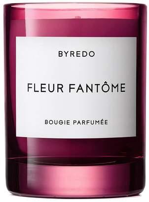 Byredo Fleur Fantôme fragranced 2016 holiday candle 240g