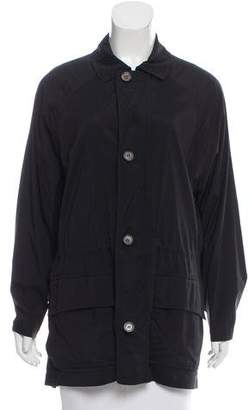 Loro Piana Lightweight Pointed Collar Jacket