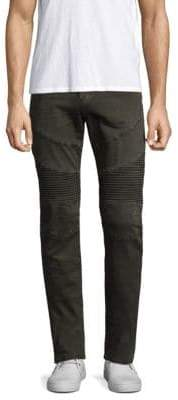 True Religion Rocco Ribbed Slim-Fit Jeans