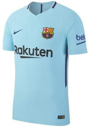 Nike 2017/18 FC Barcelona Vapor Match Away Men's Football Shirt
