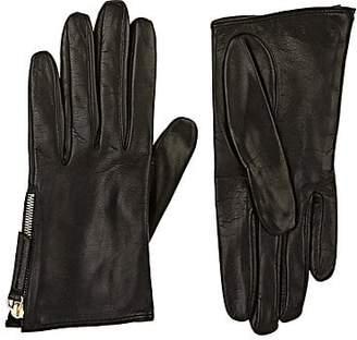 WANT Les Essentiels Women's Madeleine Leather Gloves - Black