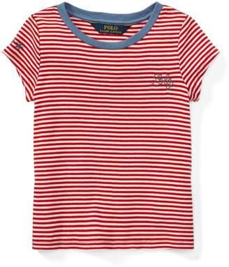 Ralph Lauren Polo Striped Jersey T-Shirt