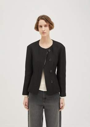 Isabel Marant Dana Modern Coat Black