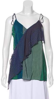 Opening Ceremony Silk Sleeveless Top w/ Tags