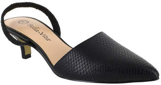 Bella Vita Sarah Ii Slingback Pumps Women Shoes