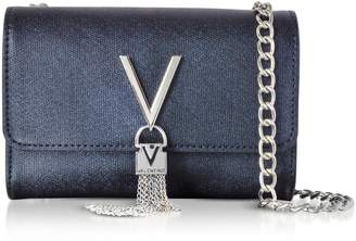 Mario Valentino Valentino by Eco Grained Leather Marilyn Mini Shoulder Bag