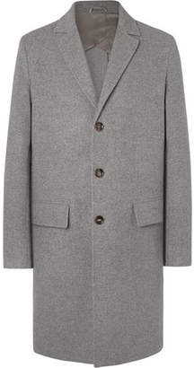 Mr P. Double-Faced Virgin Wool Coat