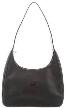 b8c8c0f5494 Longchamp Leather Hobo Bags - ShopStyle