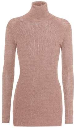 Prada Ribbed turtleneck sweater